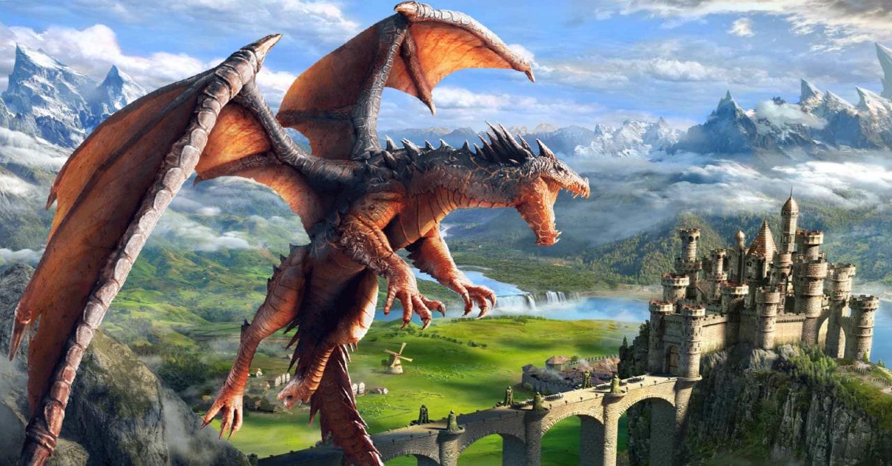 War Dragons, il gioco strategico che vi trasforma in signori dei draghi (foto)