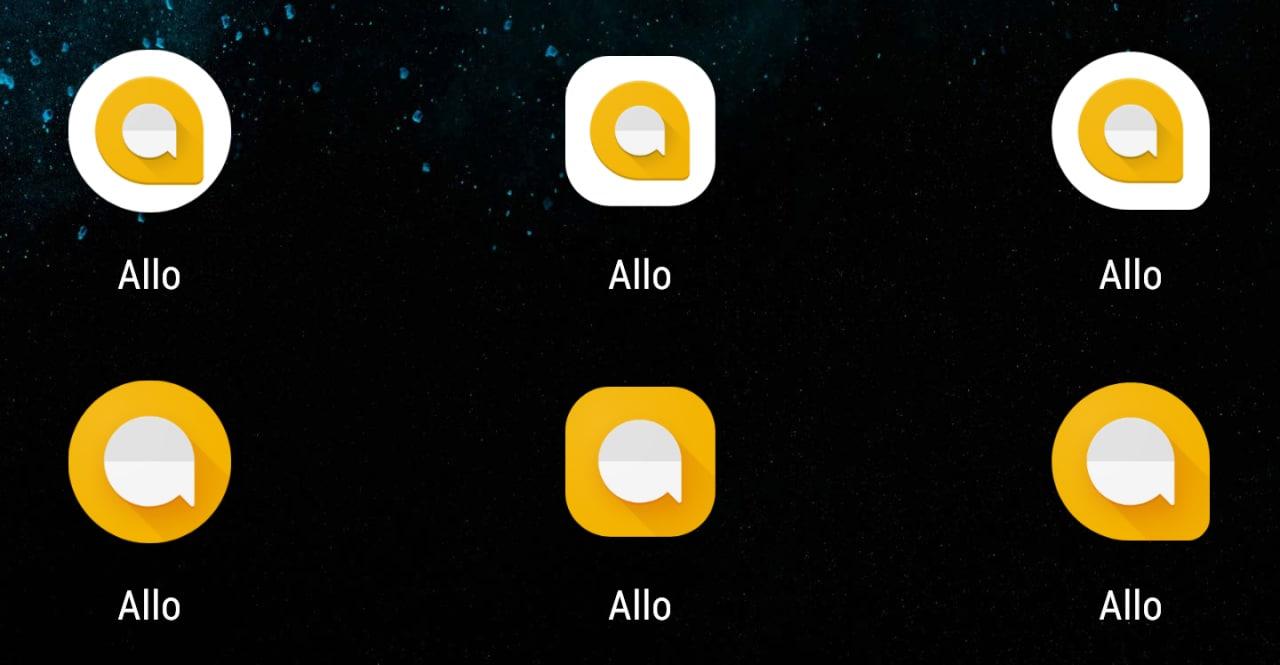 Google Allo aggiorna le sue icone dinamiche e presto potrebbe integrare la trascrizione dei messaggi audio (foto e APK teardown)