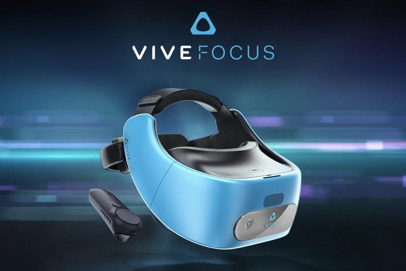 HTC dice addio a Daydream e presenta il nuovo visore standalone Vive Focus (video)