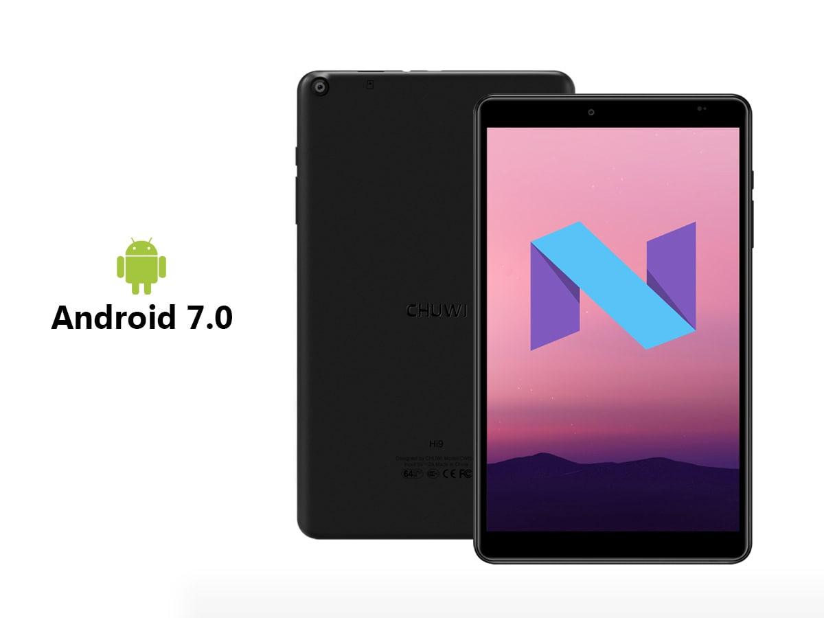 Chuwi Hi9 Ufficiale Nuovo Tablet Da Gaming Da 8 4 Quot Con