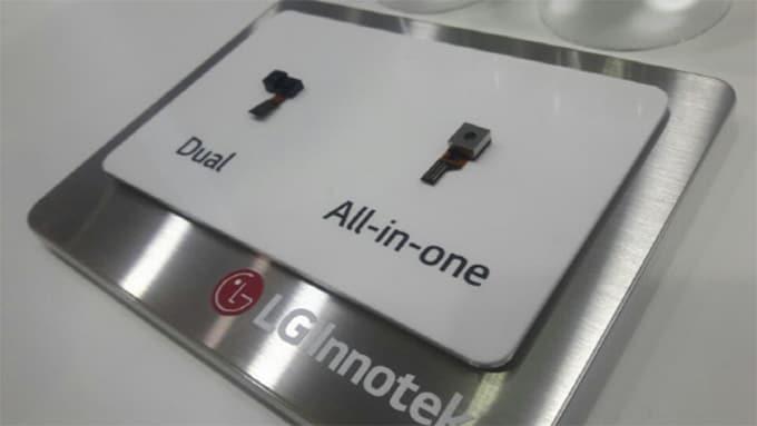 LG G7 potrebbe integrare una nuova fotocamera frontale con scanner dell'iride