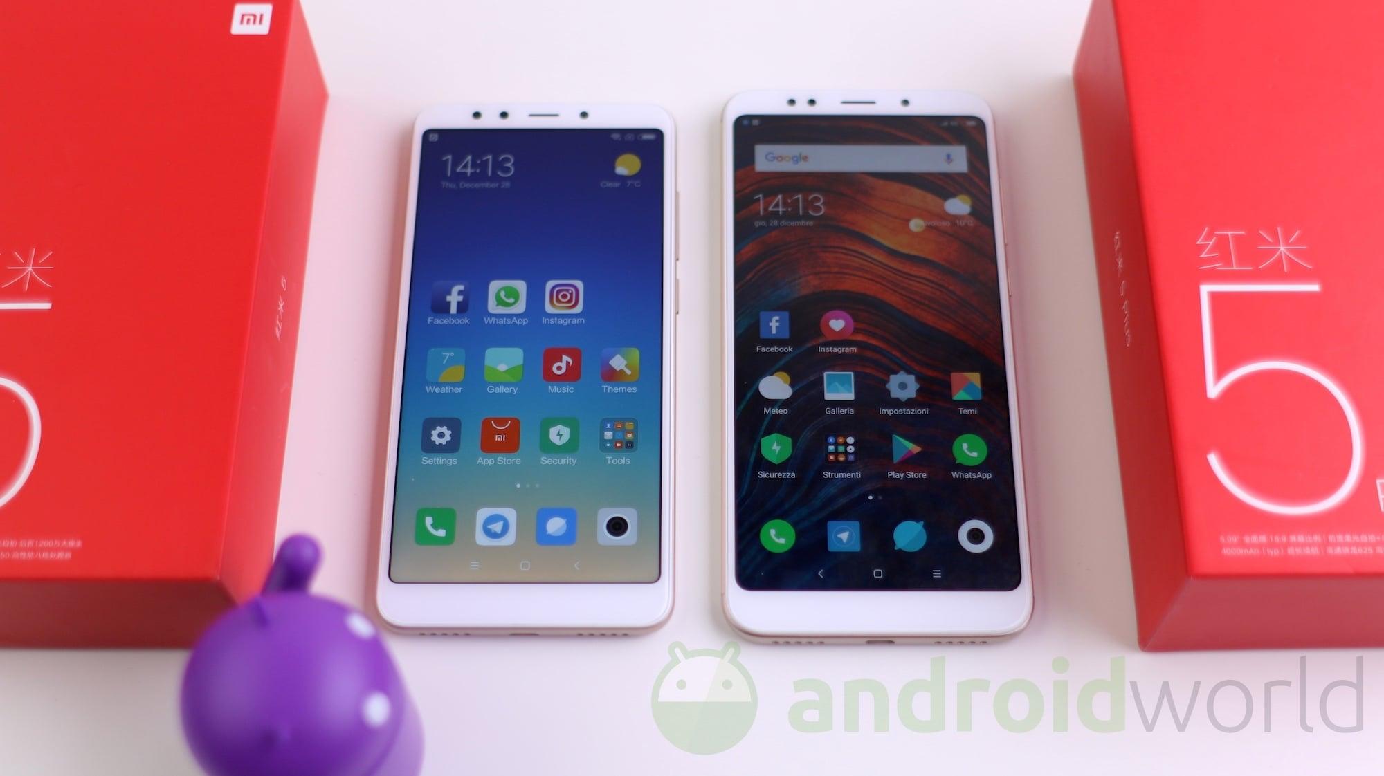 Xiaomi Redmi 5 – 3