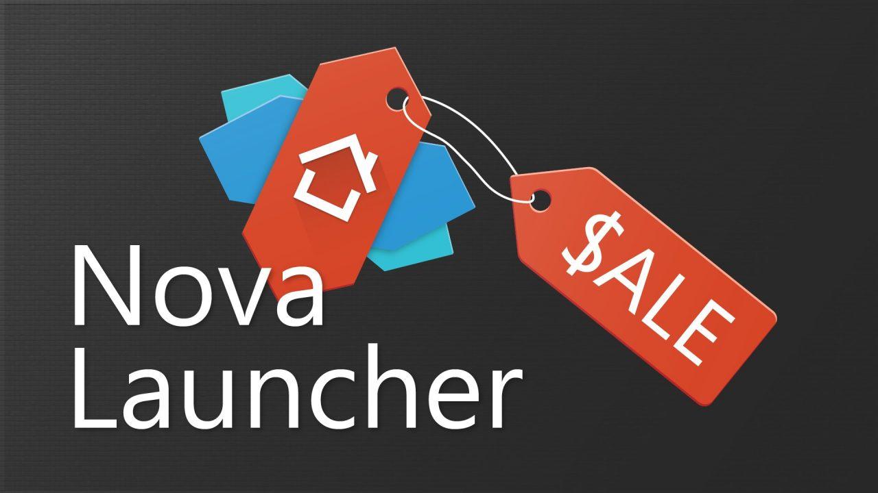 Nova Launcher Prime a soli 50 centesimi è il regalo di Natale a cui non dovete rinunciare!