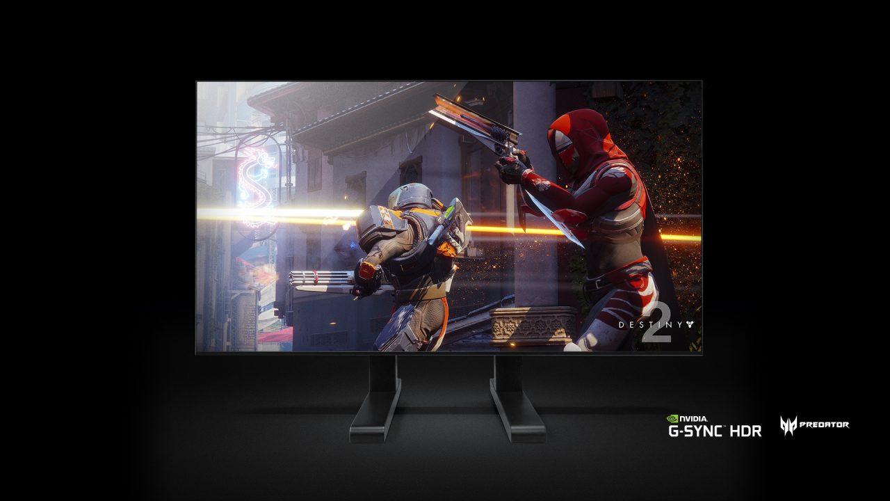 """ASUS presenta il suo BFGD: non un'arma di DOOM, ma il nuovo monitor 65"""" con tech NVIDIA"""