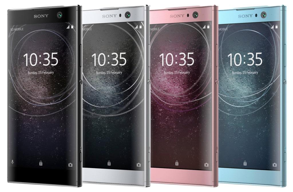 """I nuovi Sony Xperia XA2, XA2 Ultra e L2 dovrebbero essere così: ecco i render """"ufficiosi"""" (foto)"""