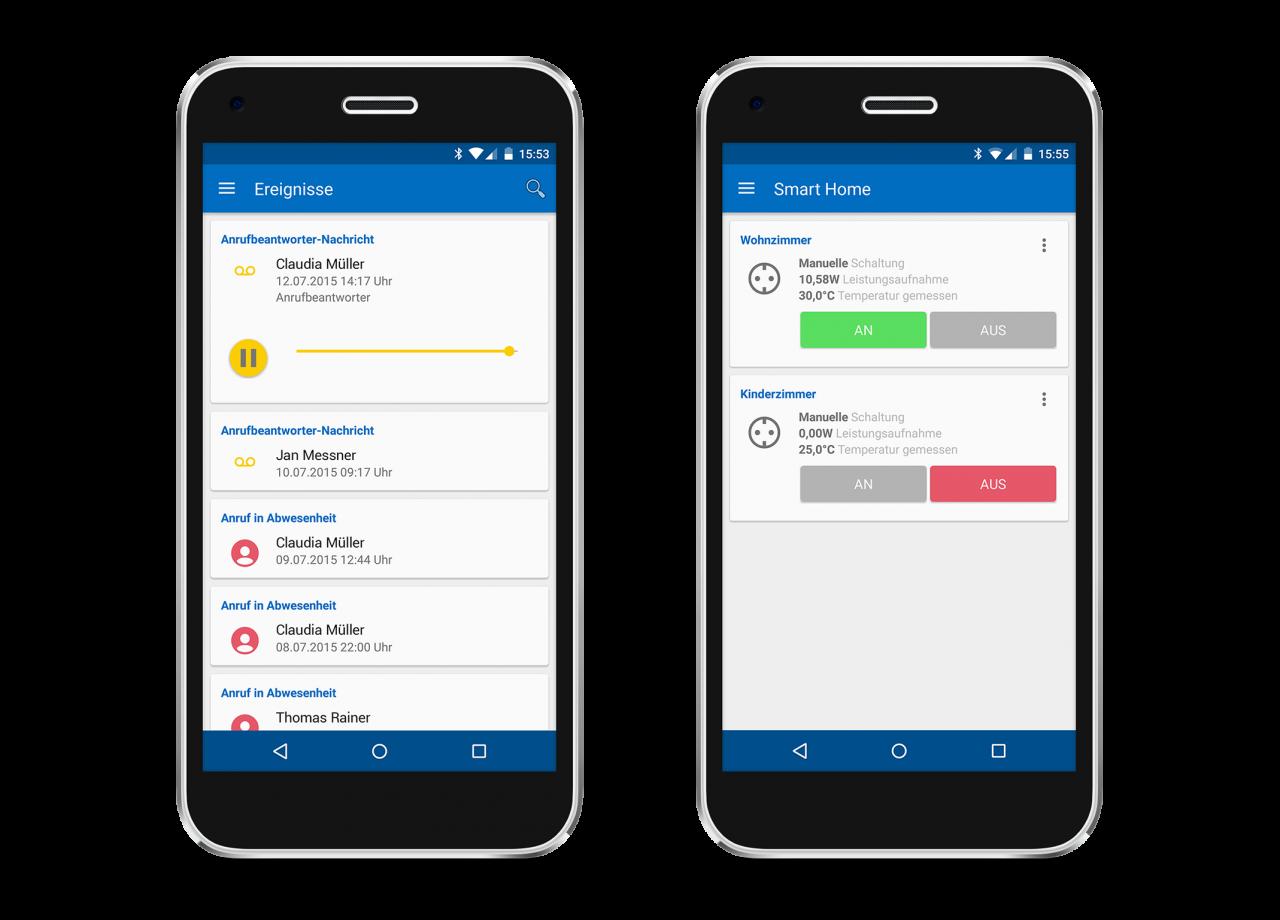Nuovo Aggiornamento Per Myfritz App 2 Arrivano Il Widget Smart Home