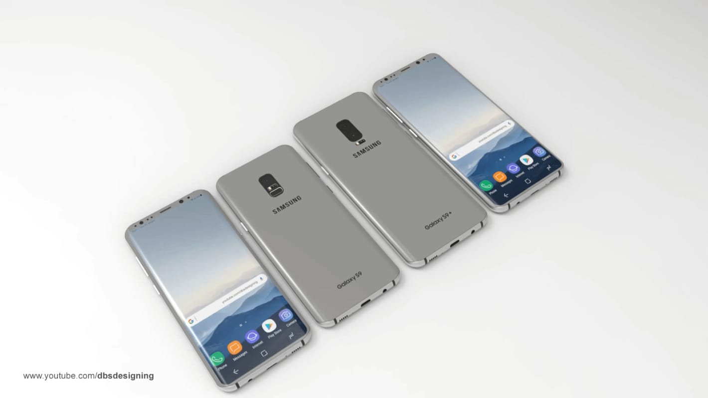 SAMSUNG S9 ORIGINALE MA PER MERCATO CINESE