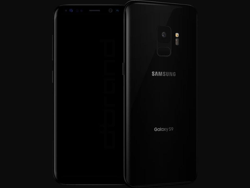 Pregustate Galaxy S9 scaricando lo sfondo ufficiale! (e se volete ci sono anche le skin di dbrand)