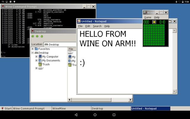 Wine 3.0 porta le app Windows più vicine a tutte le altre piattaforme, Android incluso