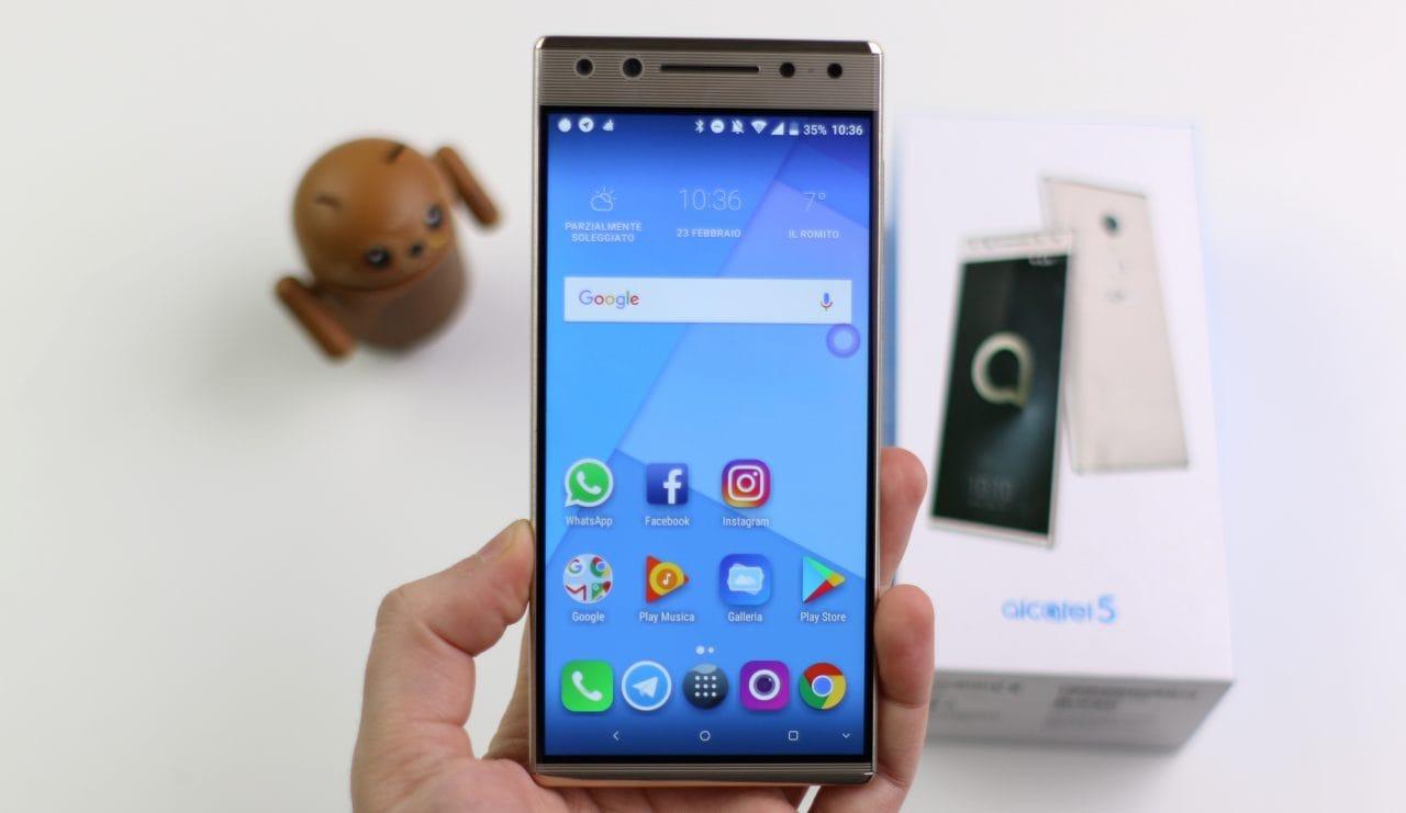 Alcatel presenta i suoi nuovi dispositivi per la fascia media: ecco le serie 3 e 5 (aggiornato con nostra anteprima)