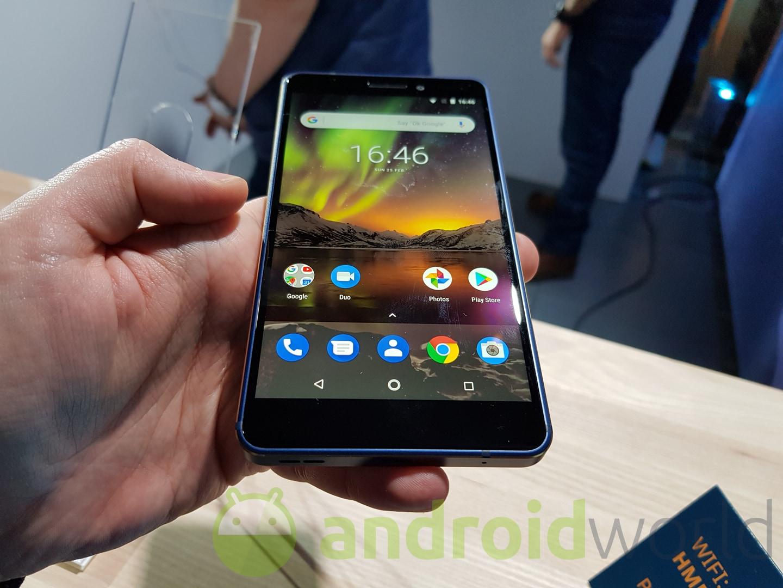 Anteprima Nokia 6 2018 164608