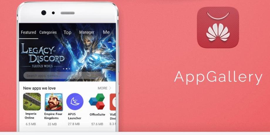 AppGallery è il nuovo store ufficiale di Huawei per app e giochi. Volete provarlo? (foto e download APK)