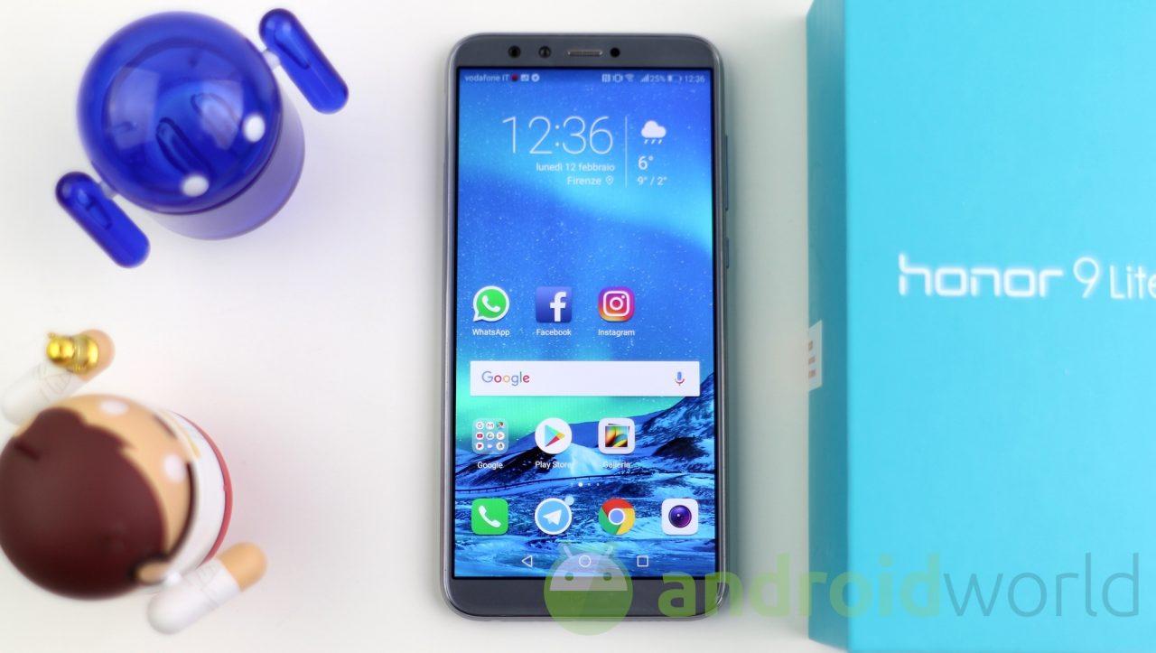 Se volete provare Android Pie per Honor 9 Lite dovete fare