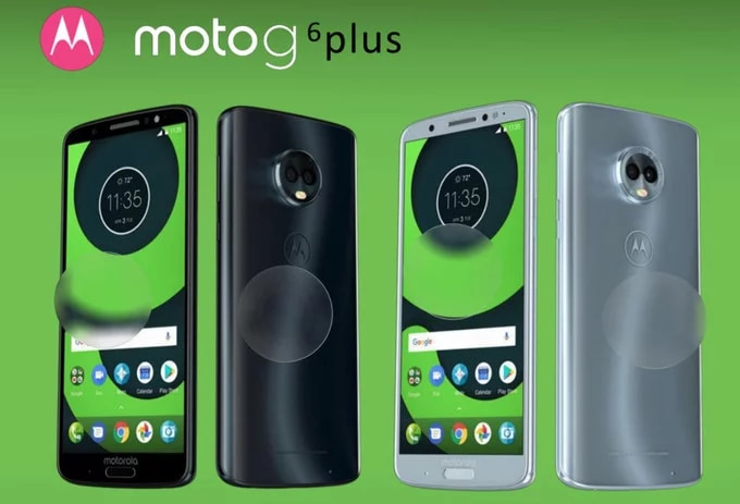 Prezzi, specifiche e nuovi render per tutta la famiglia Moto G6 (foto)