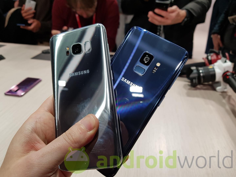 Samsung Galaxy S9 vs Galaxy S8 (4)