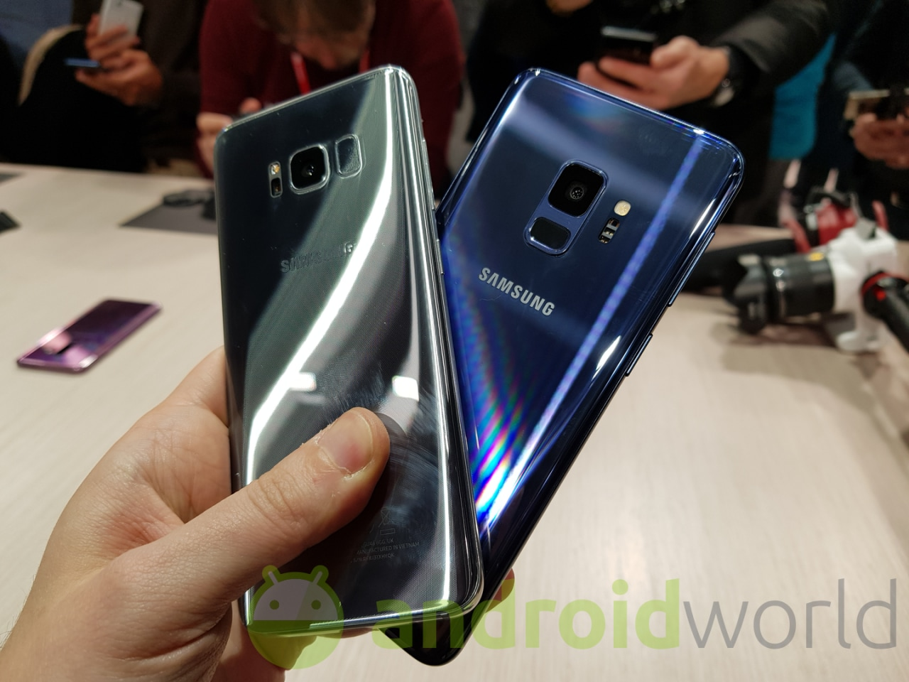 samsung galaxy s9 plus manuale