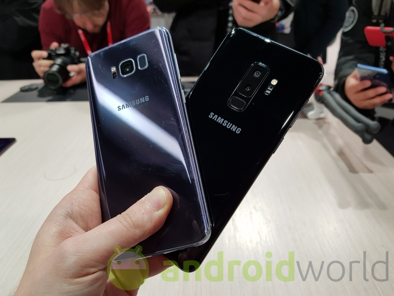 Samsung Galaxy S9+ vs S8+ (1)