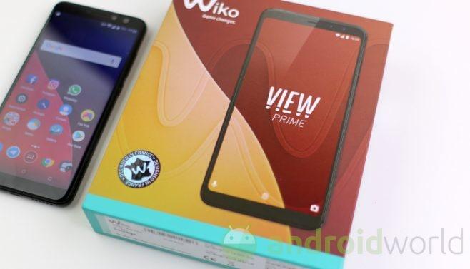 Recensione Wiko View Prime: dalla prova alle foto all'autonomia