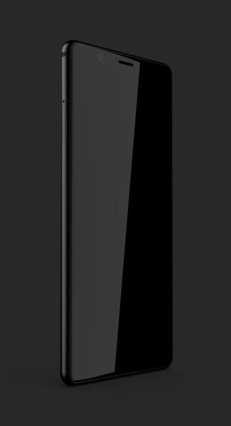 Blackberry Ghost è bello e misterioso ma forse non lo vedremo mai dal vivo (foto)