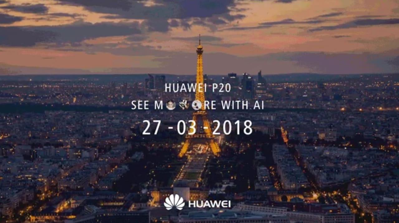 Huawei P20: ecco possibili fotocamere, tagli di memoria e colorazioni