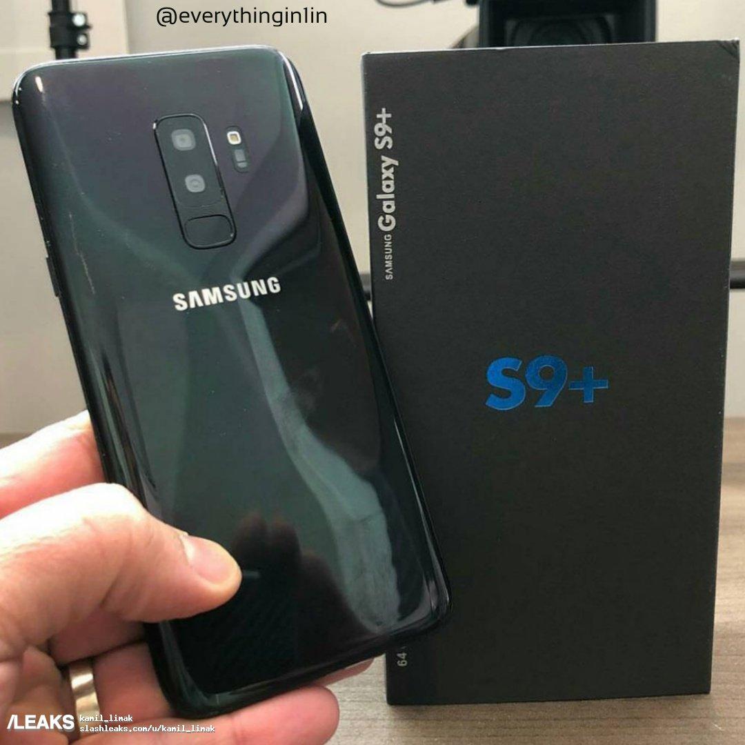 Galaxy S9 e S9+: alla vigilia della presentazione trapelano ancora tanti dettagli e scatti rubati