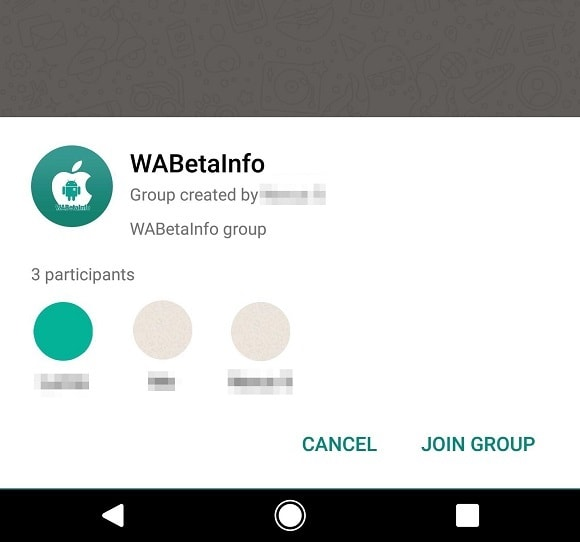 whatsapp DESCRIPTION