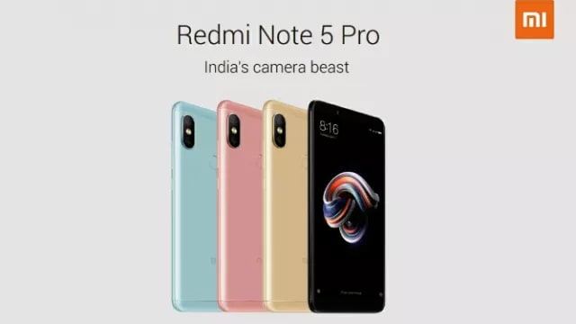 Xiaomi Redmi Note 5 e Redmi Note 5 Pro, ecco una lista completa delle possibili specifiche