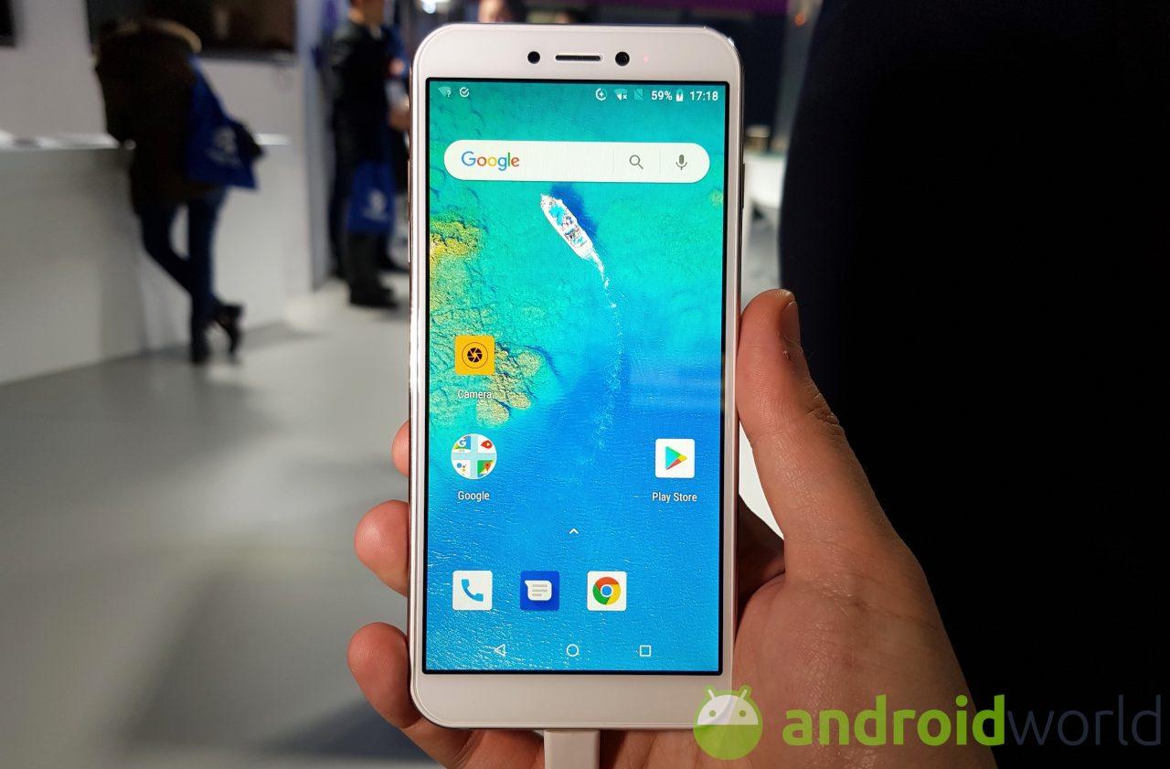 Anche General Mobile GM 8 Go riceve la torta! Android Pie ufficialmente rilasciato
