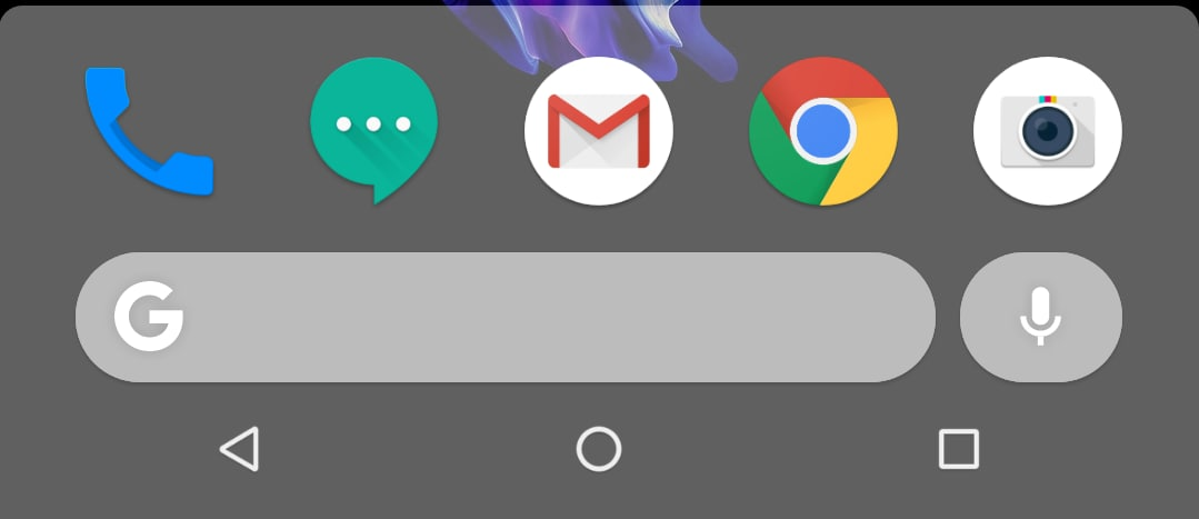 La barra di ricerca spezzata dei futuri Pixel 3 è già disponibile per tutti (download apk)