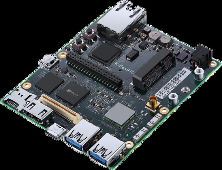 Huawei lancia una nuova scheda di sviluppo con Kirin 970: molto più di una Raspberry Pi!