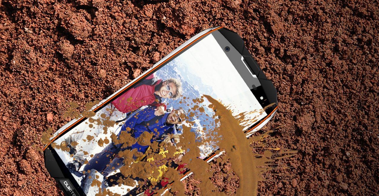 Oukitel WP5000: nuovo smartphone rugged sottile, resistente e (poco) potente (foto e video)
