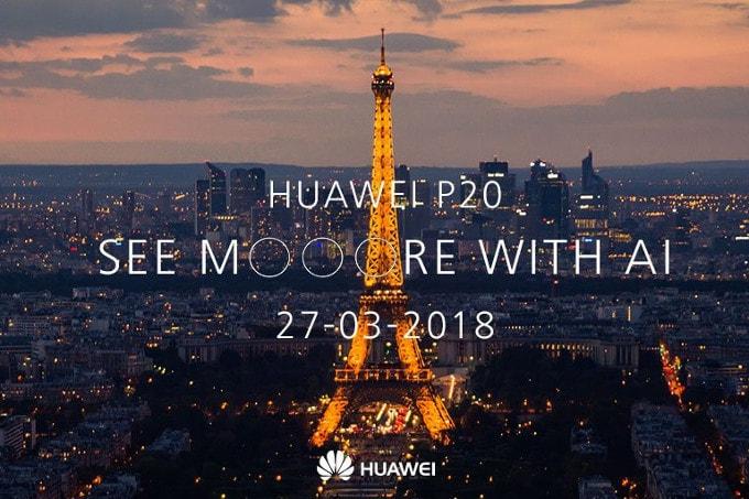 Ecco i possibili prezzi della famiglia Huawei P20