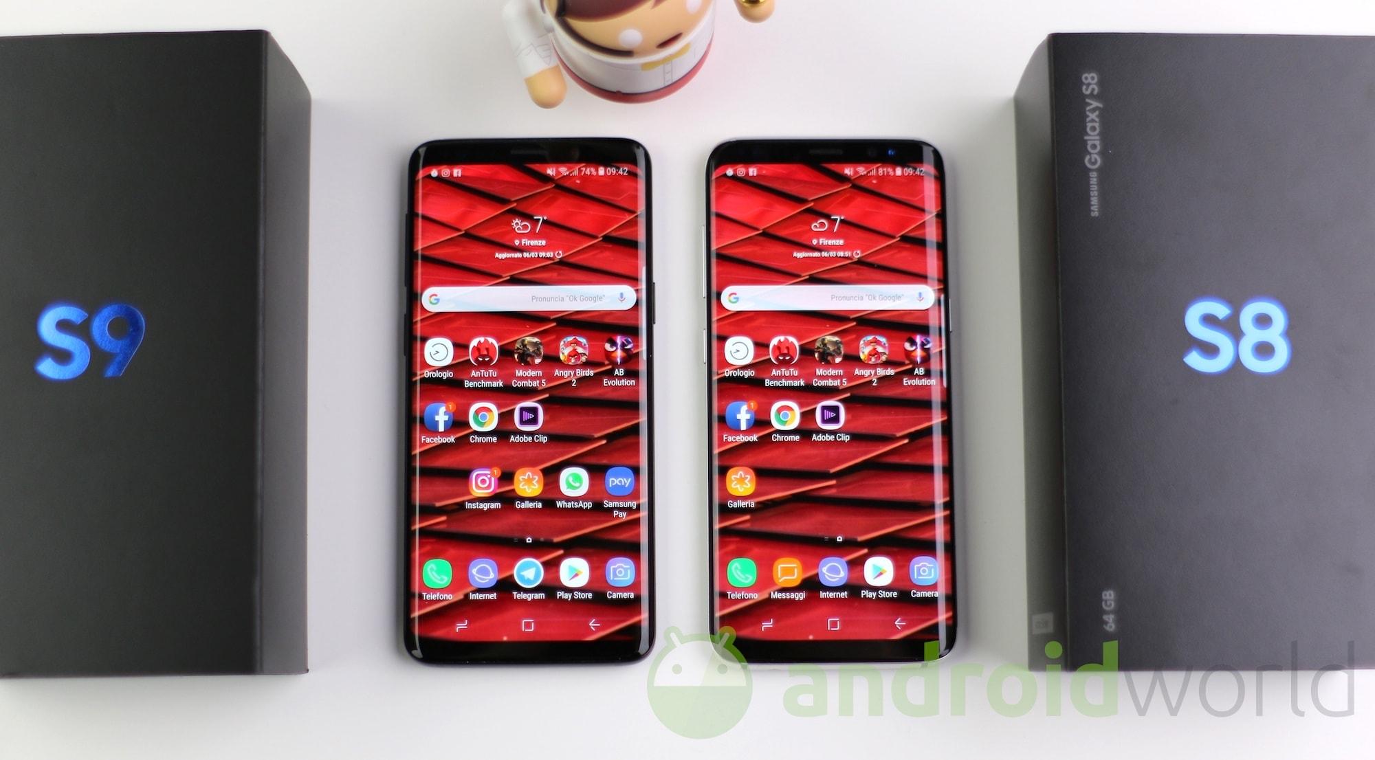 Samsung Galaxy S8 – S9 def – 2