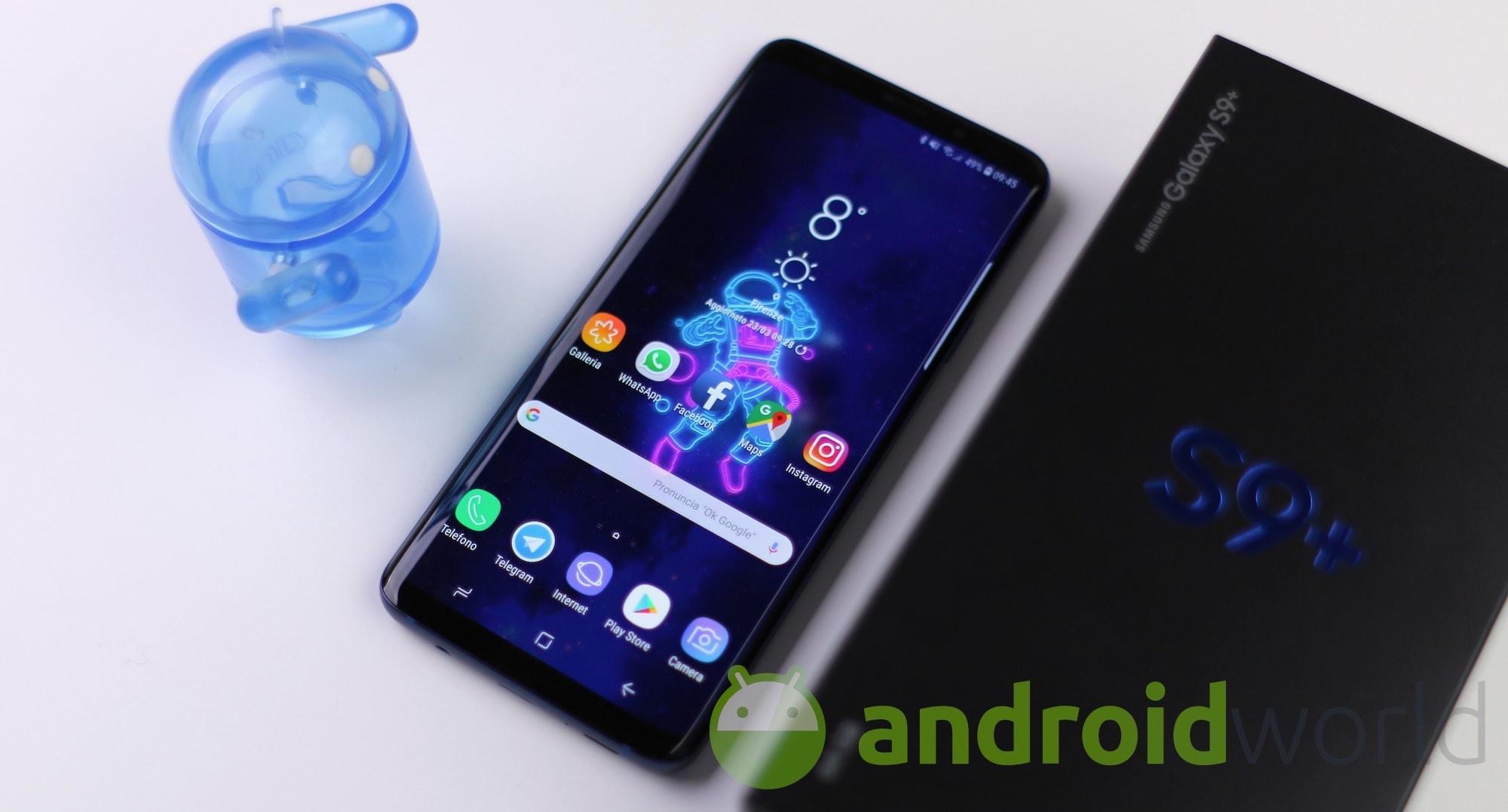 Samsung Galaxy S9 Plus def – 3
