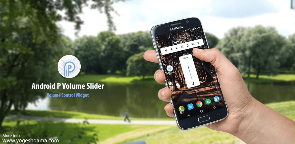 I nuovi controlli volume di Android P disponibili per tutti grazie a questa nuova app (foto)