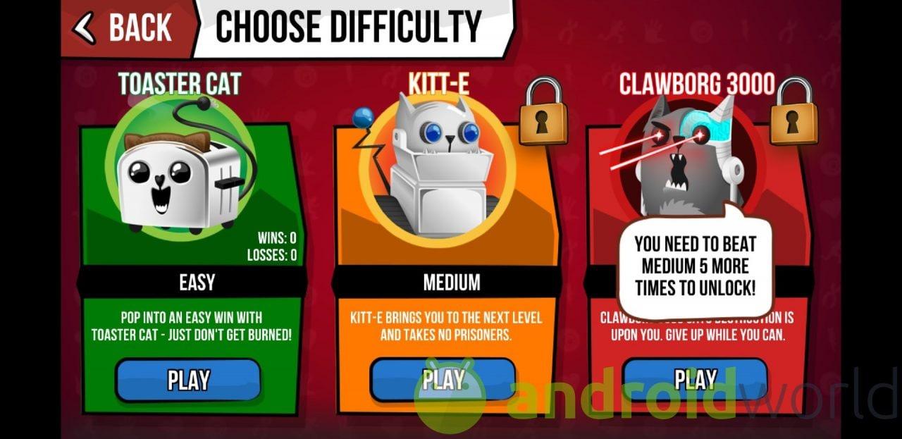 Exploding Kittens ora ha anche la modalità single player: riuscirete a sconfiggere Clowborg 3000? (foto)