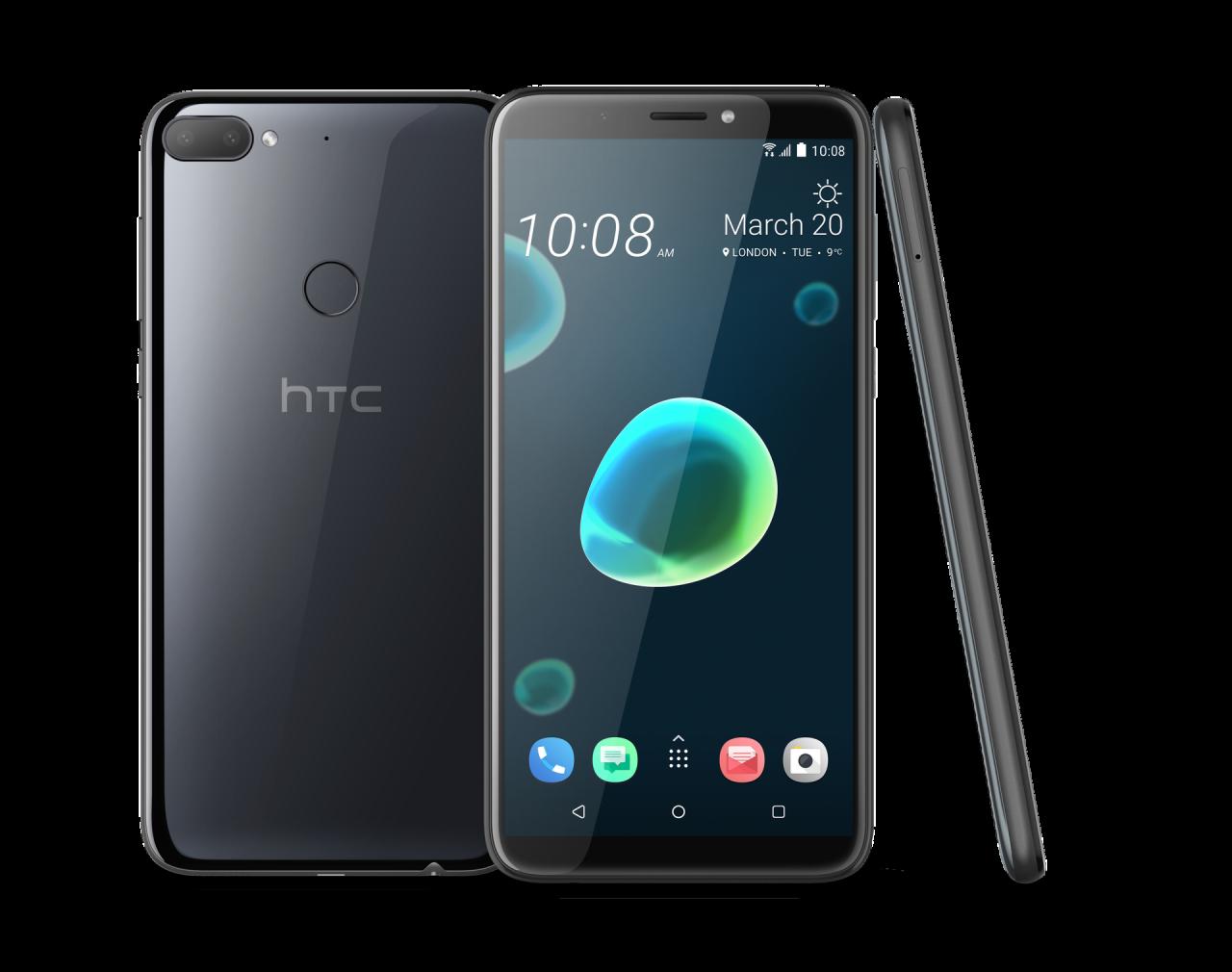 HTC Desire 12 e Desire 12+ ufficiali: due 18:9, anche con doppia fotocamera, ma dal prezzo ancora ignoto (foto)