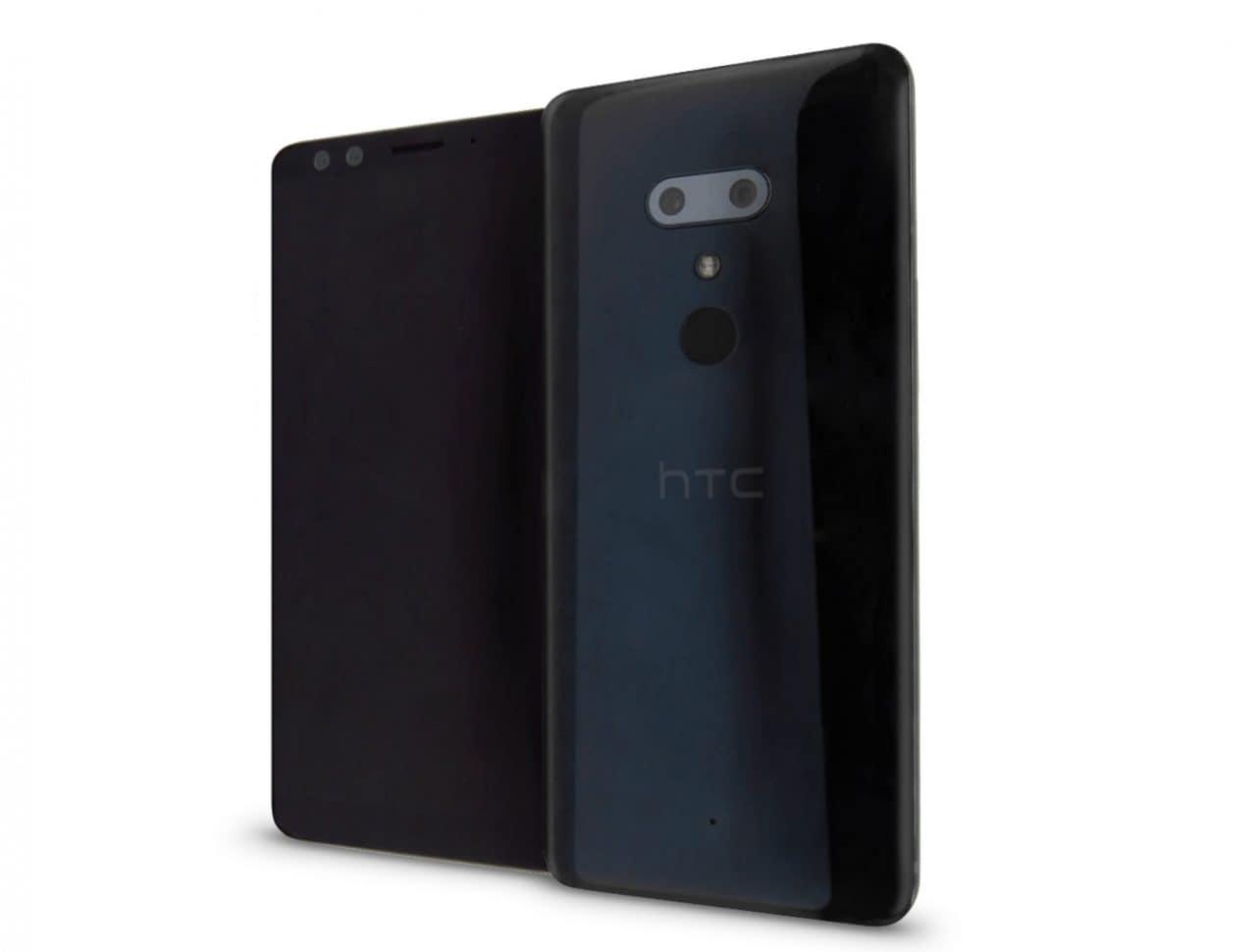 Nuove conferme sul look di HTC U12+: ecco le pellicole per la protezione dello schermo (foto)