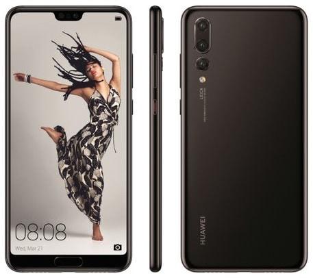 Huawei P20, P20 Lite e P20 Pro svelati da evleaks: notch ...