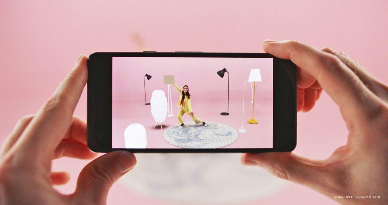 Ikea Place disponibile per Android: la realtà virtuale per rinnovare i vostri mobili (foto)