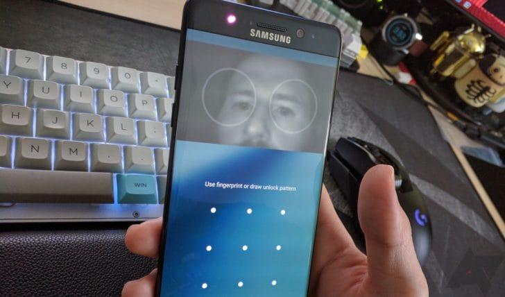 Android P potrebbe supportare la scansione dell'iride come strumento di sicurezza