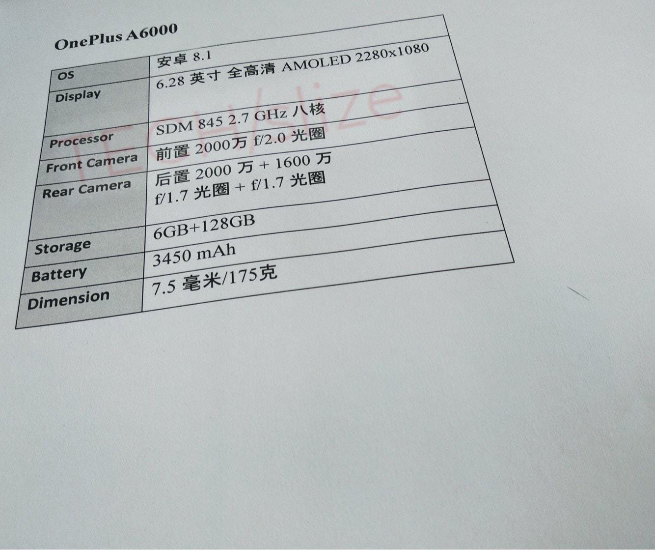 spec op6 leaked