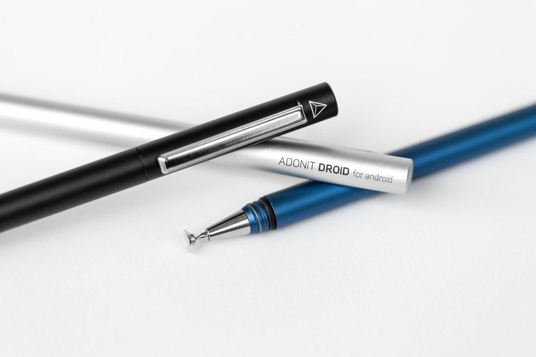 lunghezza media della penna