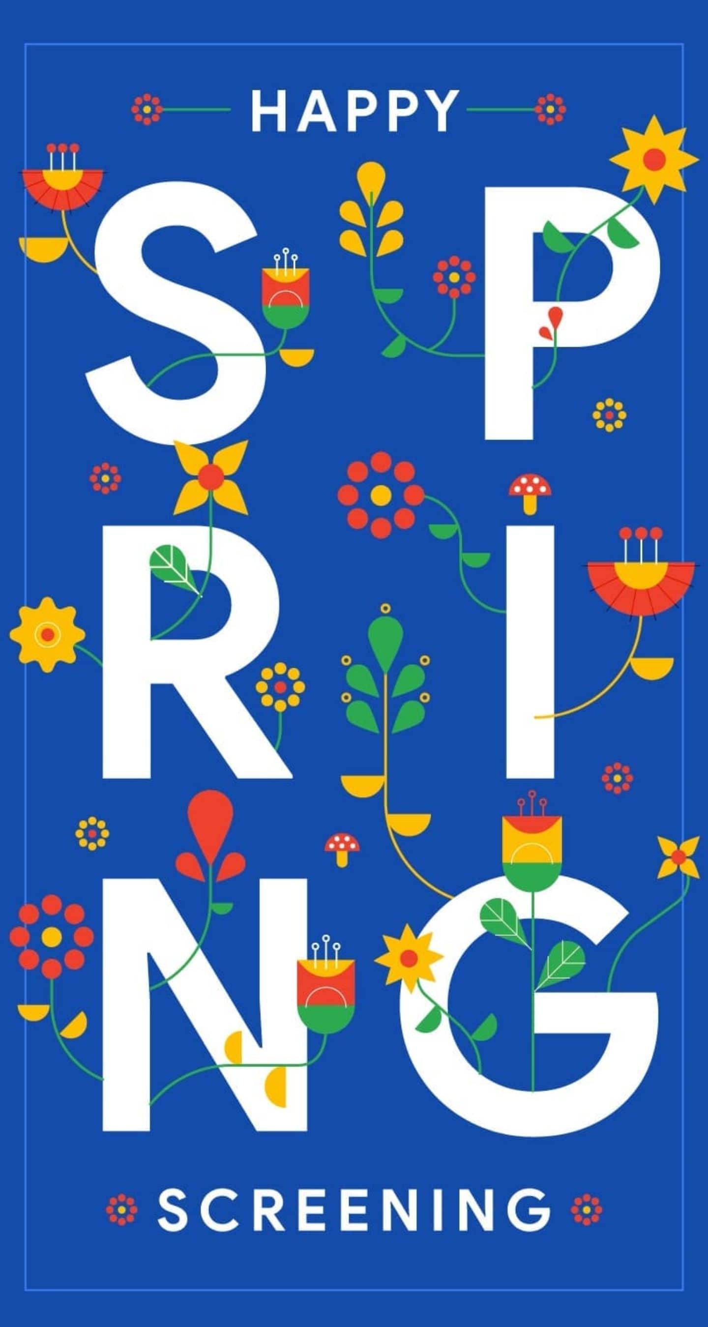 Google Spring 2018 Wallpapers 1