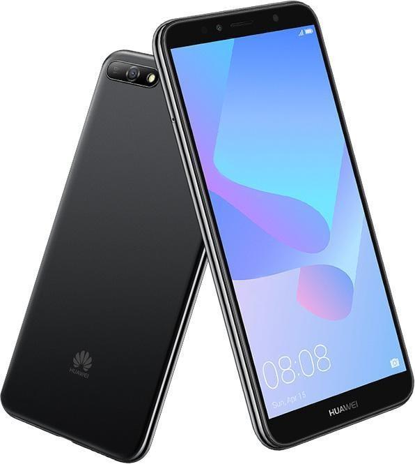 Huawei Y6 (2018) ufficiale: la fascia bassa con riconoscimento del volto (aggiornato: prezzo e uscita Italia)