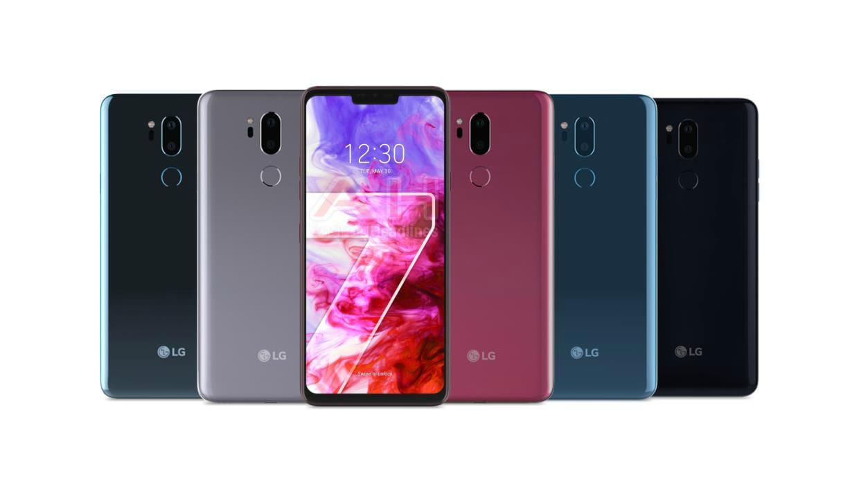 LG G7 ThinQ avrà uno schermo luminosissimo, tante calibrazioni del colore e la possibilità di nascondere il notch (aggiornato)