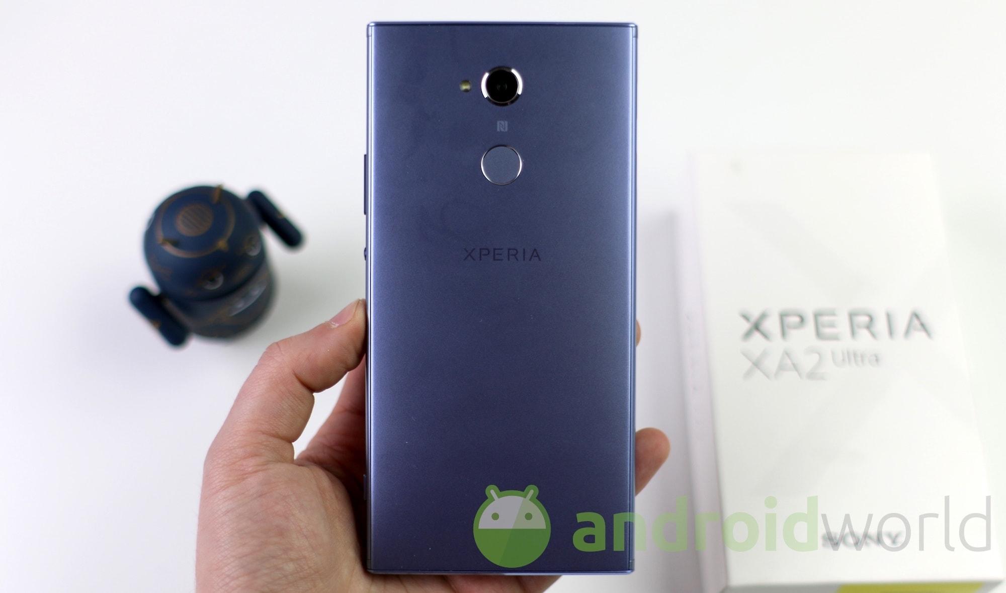 Sony Xperia XA2 Ultra def – 8