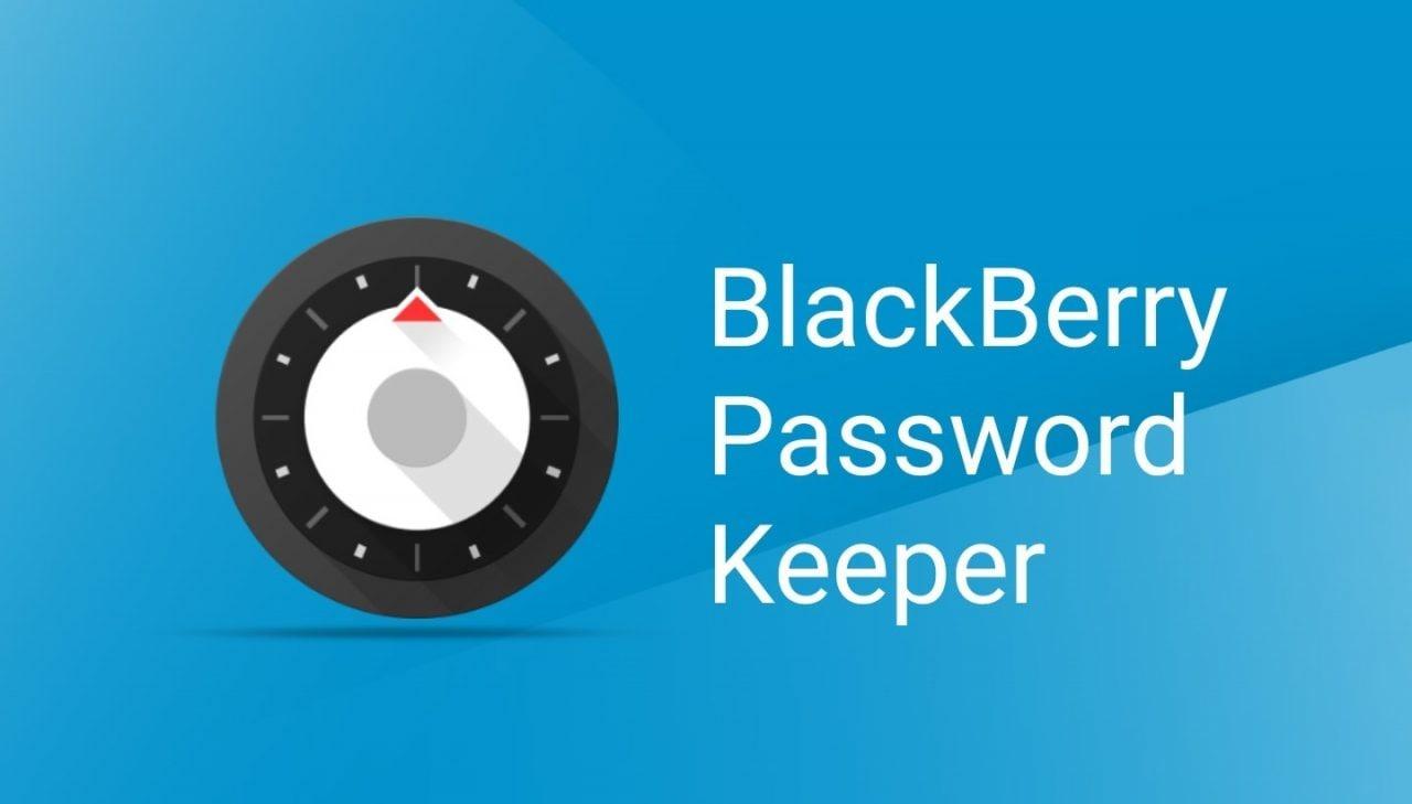 BlackBerry Password Keeper: arriva il supporto ad Android Oreo nell'ultima beta