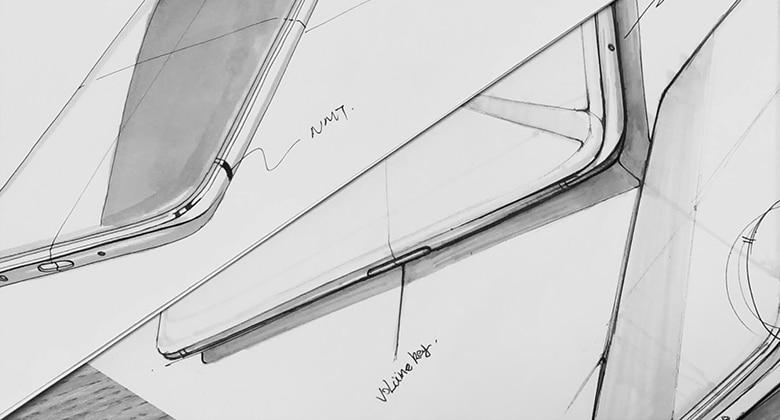 """Il primo video ufficiale di OnePlus 6 ci fa intravedere la colorazione bianca """"texturizzata"""", ed un sacco di pixel"""