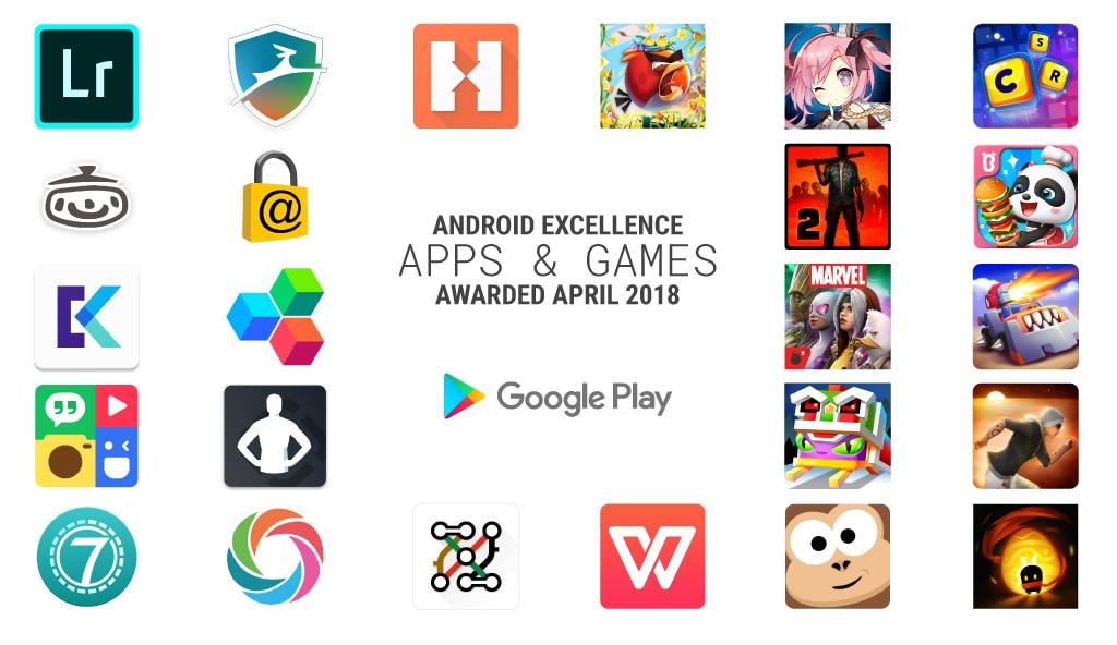 """Ecco le nuove """"eccellenze Android"""" su Google Play: le app ed i giochi che, secondo Google, dovreste provare!"""